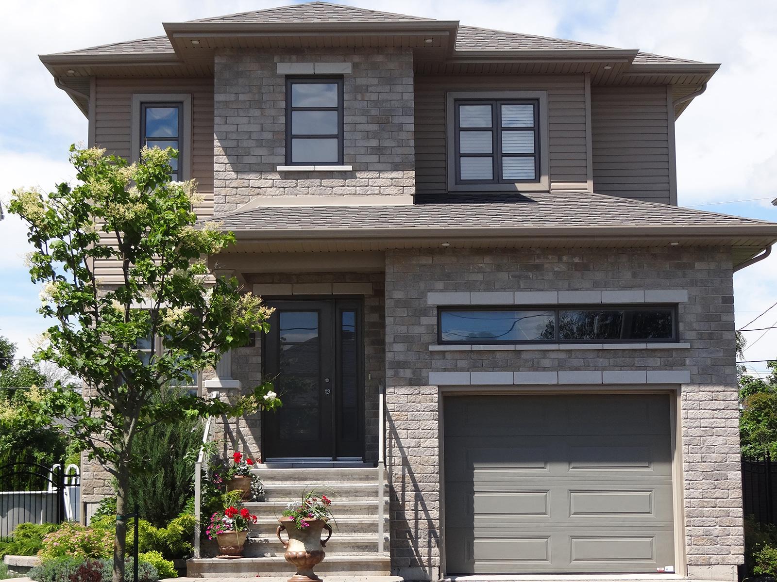 Cottage avec garage
