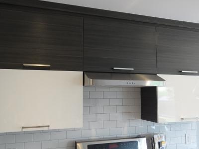 armoires plafonds avec bandeau