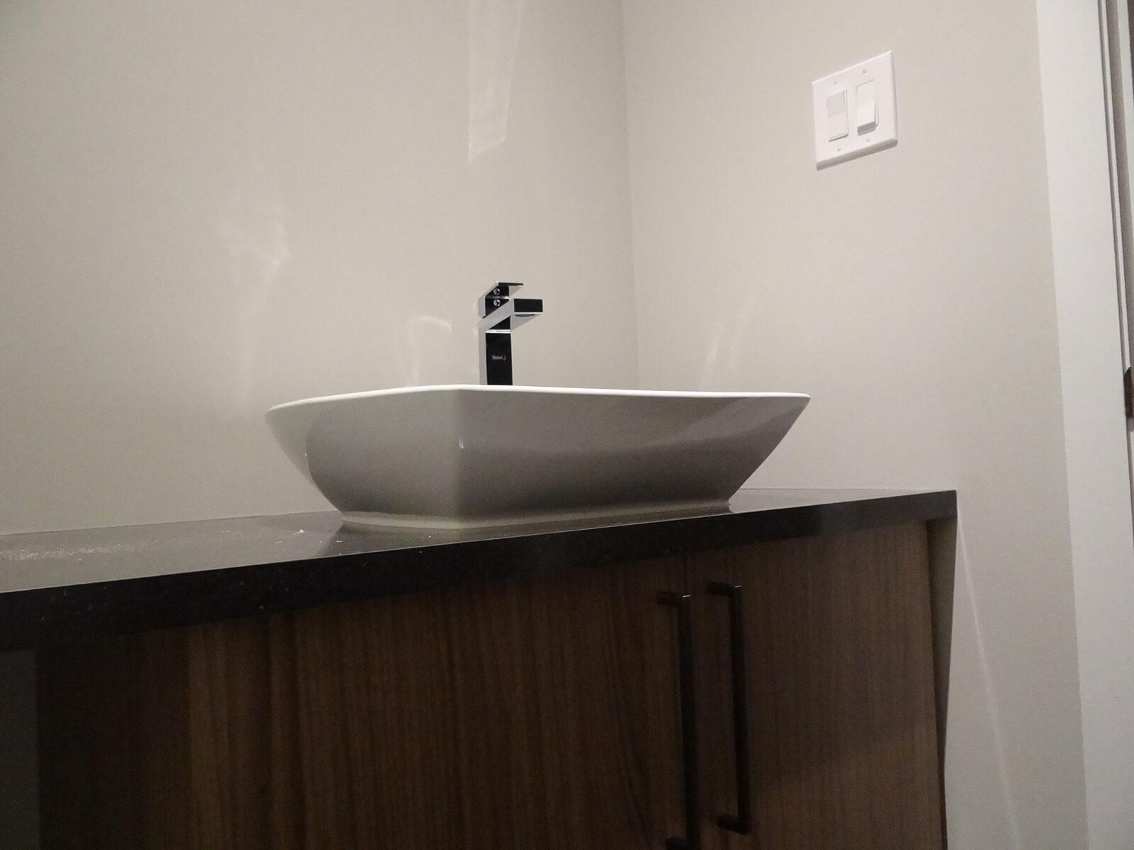 vanités de salle de bain