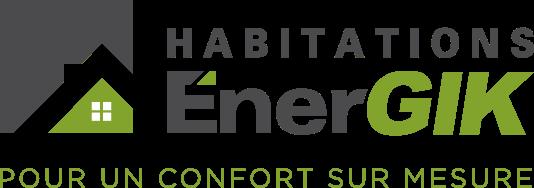 Habitations ÉnerGIK Retina Logo